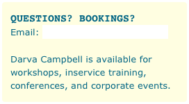 questions? Bookings?